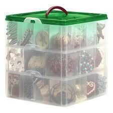 Amazoncom Innovative Home Creations Christmas Ornament Storage Christmas Ornament Storage