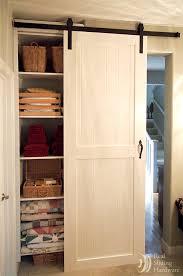 interesting single closet doors with hanging sliding