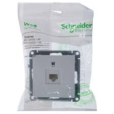 <b>Розетка компьютерная</b> встраиваемая <b>Schneider Electric</b> W59 ...