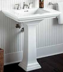 bathroom pedestal sinks.  Sinks Photo Courtesy Kohler Co With Bathroom Pedestal Sinks T
