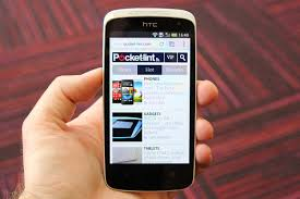 HTC Desire 500 pictures and hands-on ...