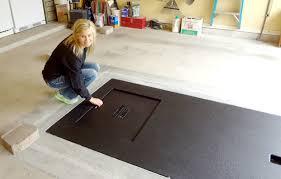 diy garage makeover ideas homerjleamangarage ideas for garage floor ideas
