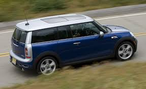 2008 Mini Cooper S Clubman Road Test – Review – Car and Driver