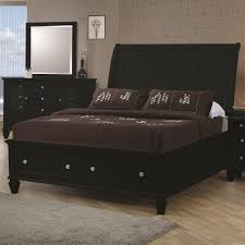 Beds with drawers Upholstered Queen Sleigh Bed Delivery Estimates Northeast Factory Direct Cleveland Eastlake Delivery Estimates Northeast Factory Direct Cleveland Eastlake