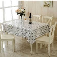 popular plastic round table covers plastic round