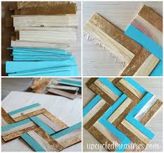 create your own wood wall art