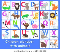 Abcd Chart With Picture Alphabet Chart Images Stock Photos Vectors Shutterstock