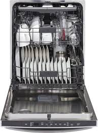 how much does a dishwasher cost.  Does Ge Gdt695smjes 24 Inch Fully Integrated Dishwasher With Stainless How Much  Does A Cost To In
