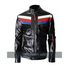 men s rider casual slim fit biker motorcycle fashionable faux leather jacket top celebrity jackets