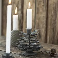 Ib Laursen Kerzenhalter Zapfen Zum Normalen Kerzen