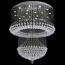 modern foyer crystal chandelier mirror stainless steel base lighting ideas lights pendant light fixtures unique ceiling mid century fan dark wood console