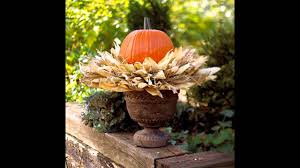 Outside Fall Decor Home Fall Outdoor Decorating Ideas Youtube