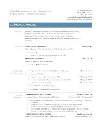 New Graduate Nurse Resume Sample Nurse Practitioner Resume New ...