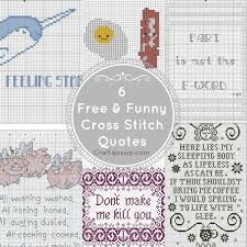 Funny Cross Stitch Patterns Free Cool Funny Cross Stitch Charts CrossStitch
