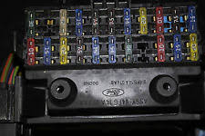 ford fiesta fuses fuse boxes ford fiesta mk5 2002 2008 interior fuse box 94fg14a074ab
