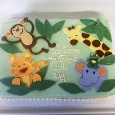 Cuuuute Jungle Themed Baby Shower Pics And Where To Get Baby Shower Jungle