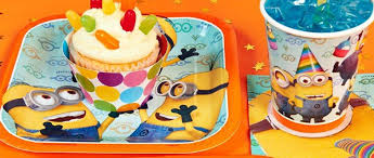 <b>Despicable</b> Me <b>Party Supplies</b> - Boys & Girls Birthday Party Ideas ...