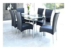glass dining table chairs 4 chair dining set dining room small glass top dining table and glass dining table