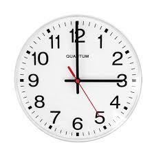 vogue kitchen clock k978