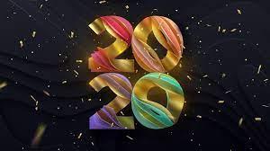 2020 Happy New Year 4K High Quality ...