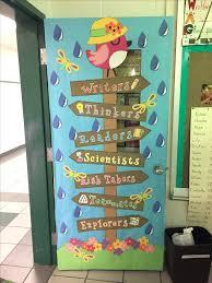 Door Decorating Ideas For Spring Tremendous Spring Front Door