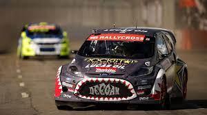 Ford Rally Cross Car Wallpaper