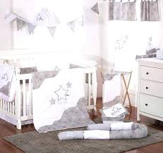 turquoise crib bedding set gray baby bedding sets grey little star 4 crib bedding set blue