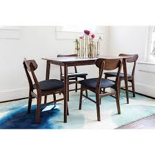 mid century modern dining room table. Gramercy Mid-Century Modern Dining Chair Set Of 2 - Room 3 Mid Century Table