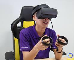 Kính thực tế ảo Oculus Rift S PC