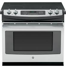 ge® 30 drop in electric range jd630sfss ge appliances product image