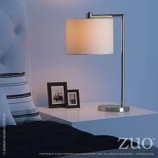 race table lamp zuo mod