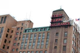 ideas have be to bubble up about the future of the state farm fire building