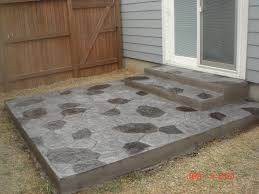 cost to pour concrete patio new elegant pouring concrete patio against house f98x about remodel of