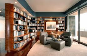 Impressive-Home-Library-Design-Ideas-For-2017-8 Impressive