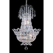 empire lead crystal chandelier