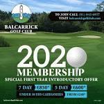 "Balcarrick Golf Club on Twitter: ""Why join Balcarrick Golf Club ..."