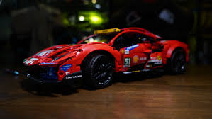 Without any adjustment mechanism, you are always. Unboxing The Lego Technic 42125 Ferrari 488 Gte Af Corse 51 Geek Culture