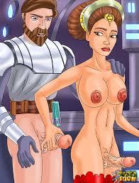 Porn star toons war