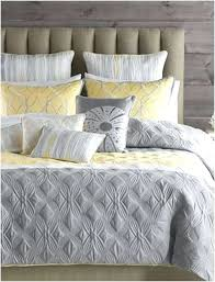 yellow grey and white bedding sets yellow grey bedding designs intended for and comforter sets ideas