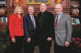 BC Alumnus Peter McLaughlin Honored with Named Endowment at St. Columbkille  Partnership School