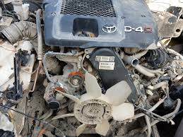 Anglia 4x4 TOYOTA HILUX 2.5 D4D ENGINE 2008