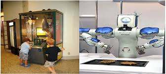 Robot Vending Machine Best Shortcomings Of Robots Source A Longitudinal Survey Of Robot Usage