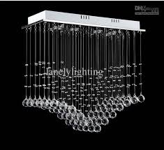 catchy crystal hanging chandelier modern crystal chandelier lamp clear hanging crystal dia800