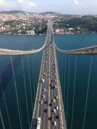 Bosphorus Bridge • BridgeWiz