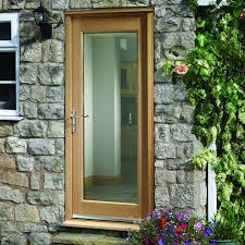 exterior back door with glass. exterior back door with glass
