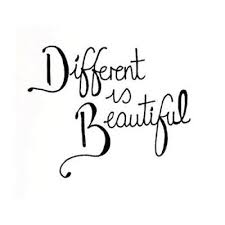 Different Is Beautiful Quotes Best of Wise Words Different Is Beautiful The Nest