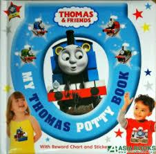 Thomas My Potty Book