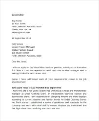 Fashion Brand Manager Cover Letter Zonazoom Com