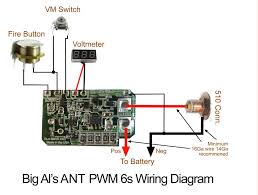 modmaker co uk big al s ant pwm 6s wiring diagram