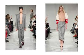 Calvin Klein Designs Cheat Sheet How Has Calvin Klein Changed Under Raf Simons